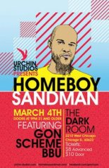 Home Boy Sandman presented by Urchin Studios